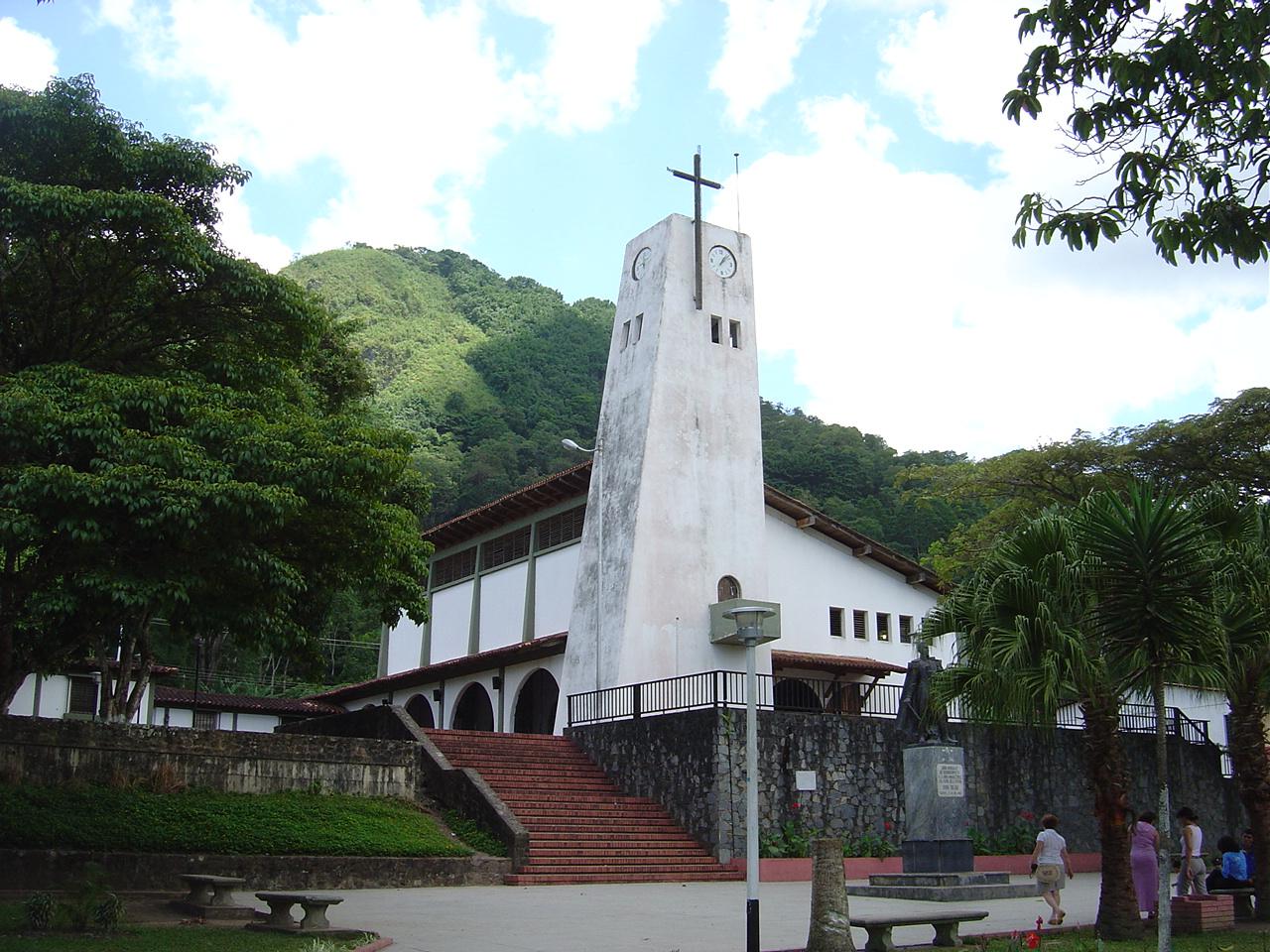 Iglesia ,Caripe - Estado Monagas - Venezuela
