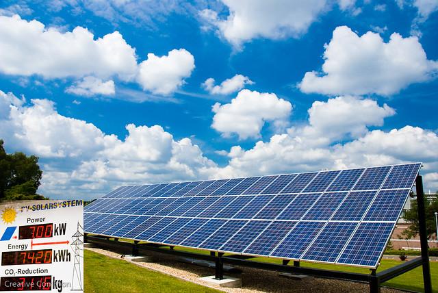 Uk Solar Power Experiment