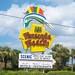 Pensacola Beach sign by PhotoFox5000