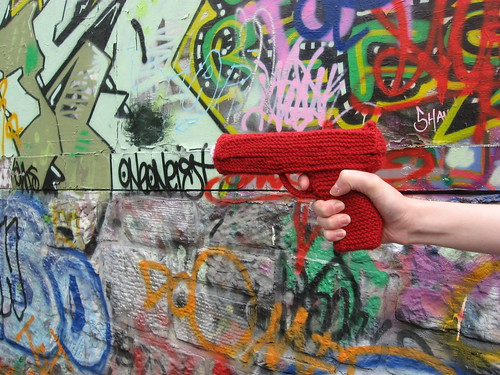guns and graffitti