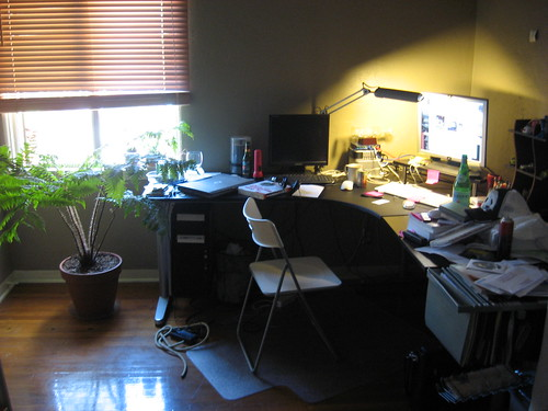 horror of my home office