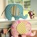 Tilly & Tommy Elephants by Retro_Mama