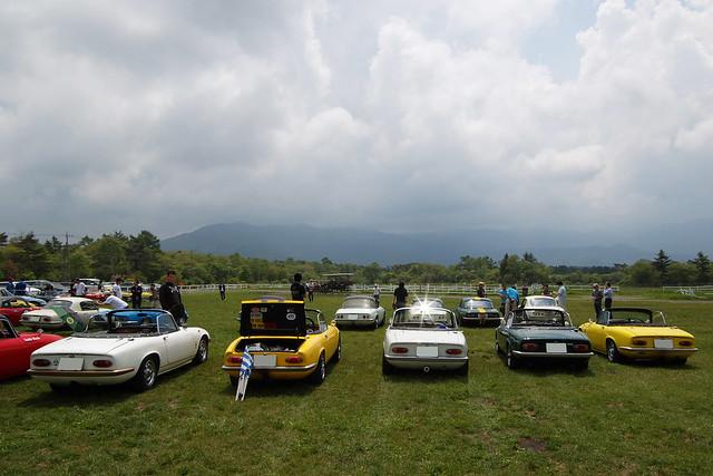 Photo:The 4th Lotus Elan Meeting in Japan By elanbeat