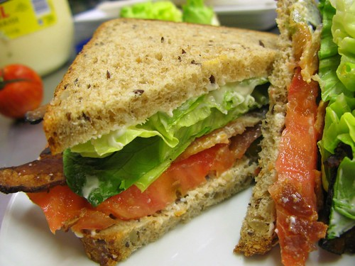 Multigrain/Home Smoked BLT