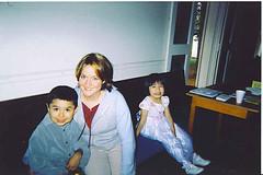 Kalev, Kendra, Hannah