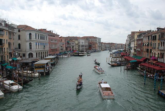 Venice scenic views by flickr user chiaramarra
