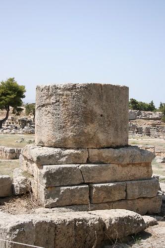 Acropolis corinto