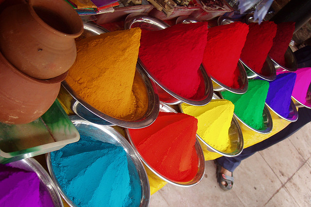 United colours of India from Flickr via Wylio
