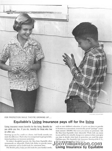 Equitable Insurance - 19580927 Post