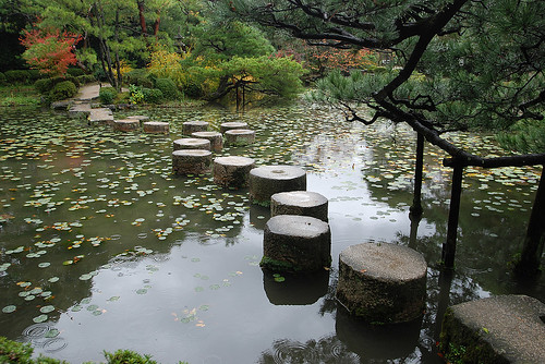 Kenrokuen, Garden of the Six Sublimities