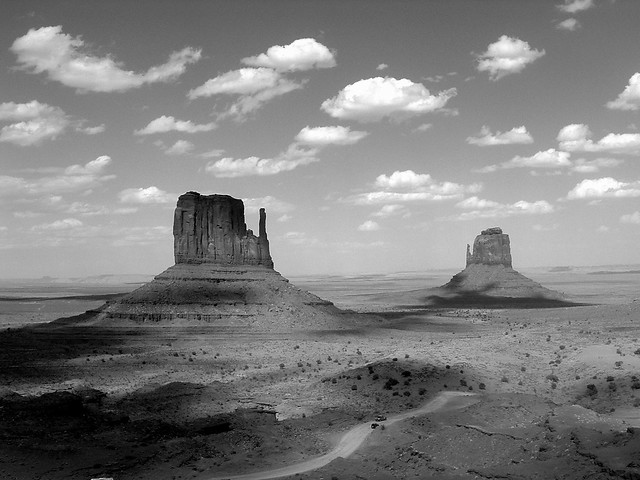 The Mittens, Monument Valley Navaho Tribal Park