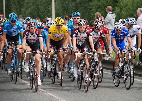 Le tour de France - 2007 - Waregem - 無料写真検索fotoq