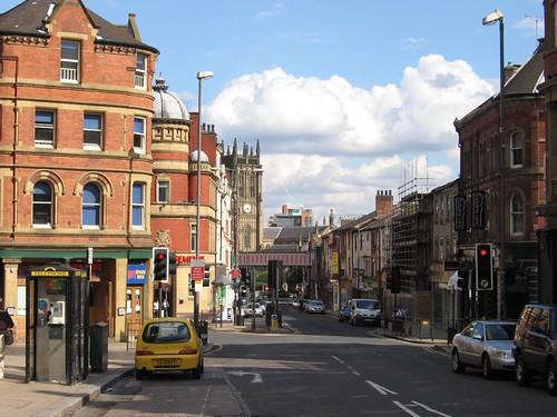 Street in Leeds