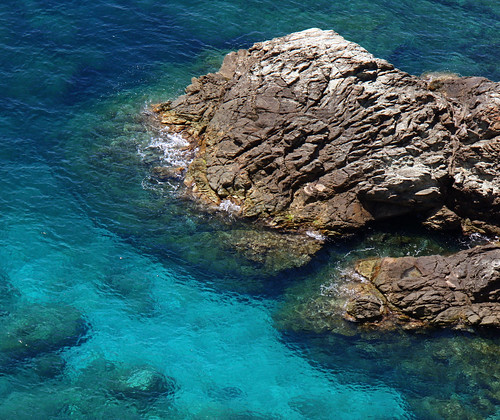 Corse mediterranean blues