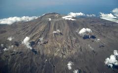 Spring 2010 photo of Mt. Kilimanjaro by John Haylett.