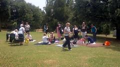 Jessica McDonald's birthday picnic