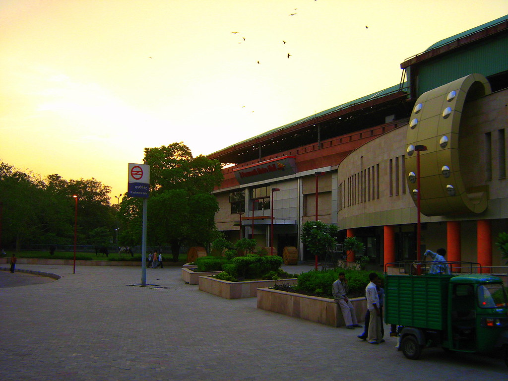 Kashmiri Gate Metro Station Route Kashmiri Gate Metro Station by