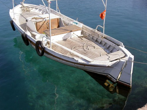 Fishermen's Boat, Datca, Turkey | Flickr - Photo Sharing!