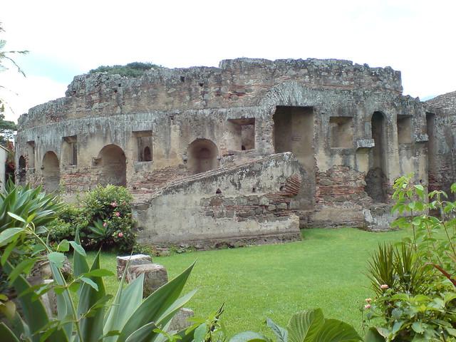 jardines del convento de capuchinas antigua guatemala ForJardin Del Convento