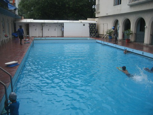Review of the pool at wellington catholic gymkhana Wellington swimming pool opening times