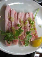 raw pork cheek