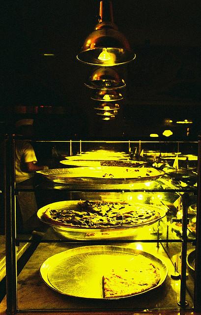 Pizza à brasileira...