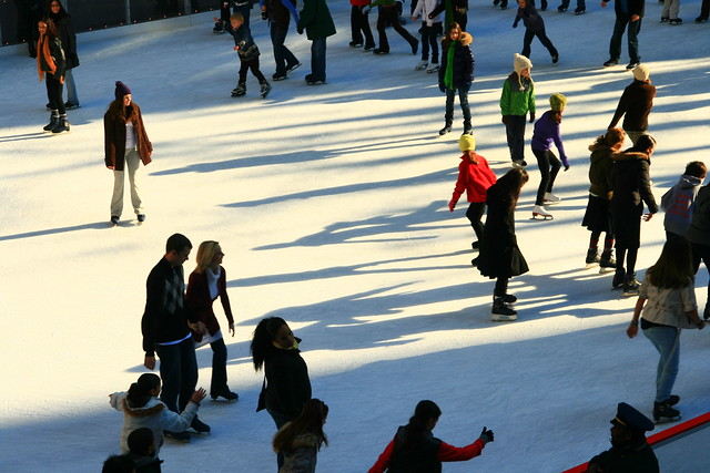 Ice-skating Field