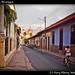 Granada streets, Nicaragua