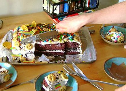 Vegan Double Dutch Chocolate Cake Pops
