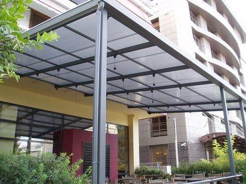 Techo policarbonato - Cubiertas de aluminio para terrazas ...