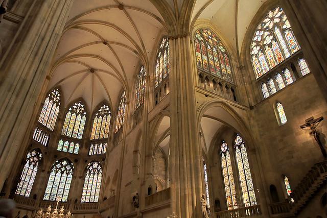 Regensburg Dom interior 1