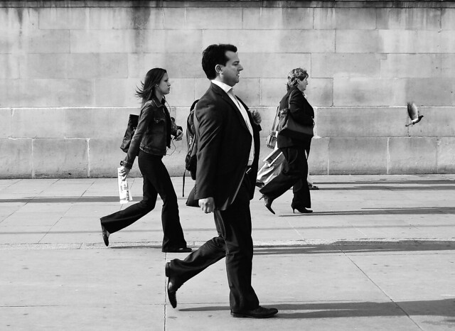 The Rat Race - The Decisive Moment in Street Photography