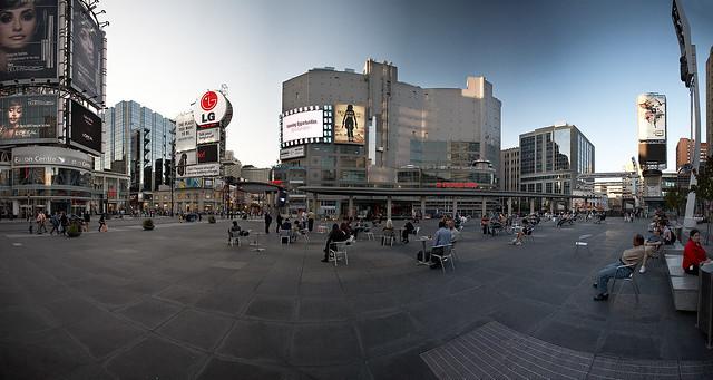 Città più vivibili Toronto