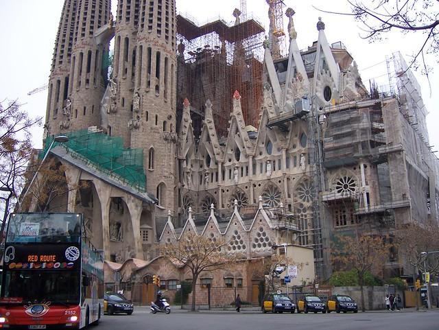 025- Sagrada Familia