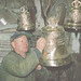 Small photo of The master of bell affairs (Jury Ivanovich).