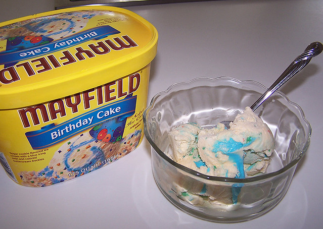 Mayfield Birthday Cake Ice Cream