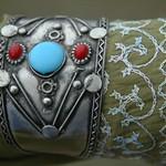 Elegant Silver Jewelry - Lahic, Azerbaijan