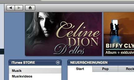 Céline Dion – D'elles
