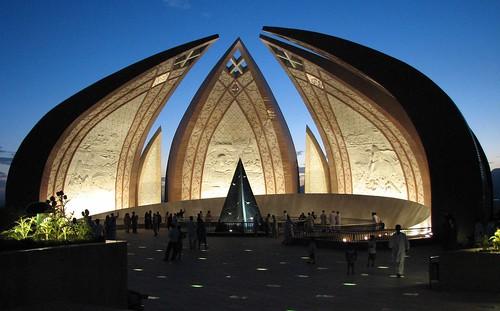 pakistan monument night culture bluesky nationalmonument islamabad anawesomeshot impressedbeauty pakistanmonument
