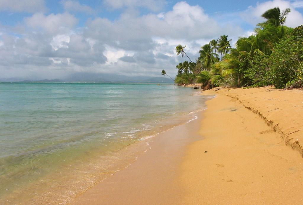 пляж Vieques