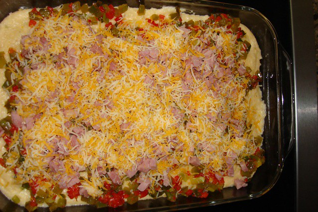 Southwestern Grits Casserole | Flickr - Photo Sharing!