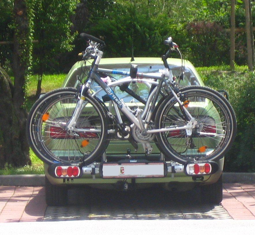 thule euroway 944 946 tr ger f r die ahk bike. Black Bedroom Furniture Sets. Home Design Ideas