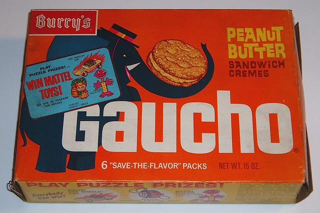 Gaucho Cookie box