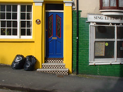 Yellow House and Sing Li Fish and Chips