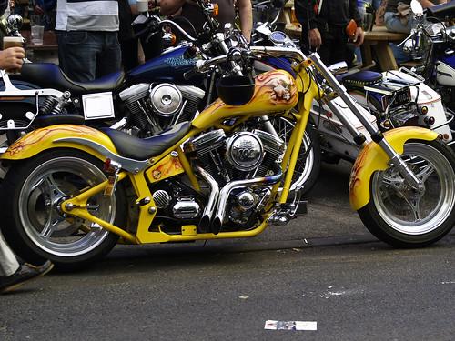 Harley-Davidson Custom Motorbikes