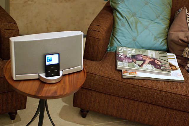 Photo:SoundDock Portable situation By HAMACHI!