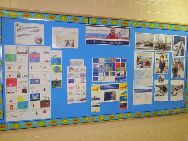 Jackson- Bulletin Board