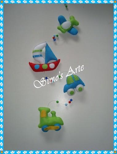 Meio de transporte by Artes by Simo's®
