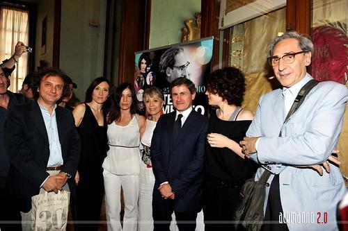 Ars, Battiato risponde ad Ardizzone: 'Impegno nel tour precedente a incarico di assessore'$