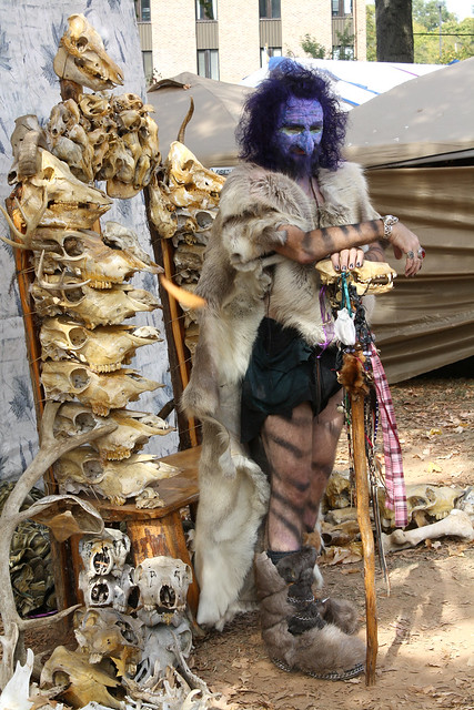 Troll At Florence Alabama Renaissance Faire 2010